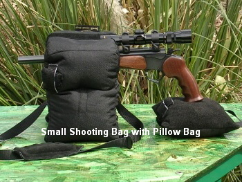 Shooting Bags Rifle Rest