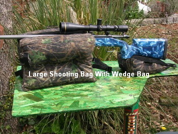 Shooting Bags Rifle Rest by Dog-Gone-Good